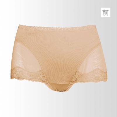 黛安芬-STRETTY逆齡收腹勻體高腰褲M-EL(百搭膚)