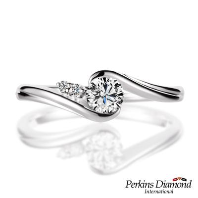 PERKINS 伯金仕 - Athena系列 0.30克拉鑽石戒指