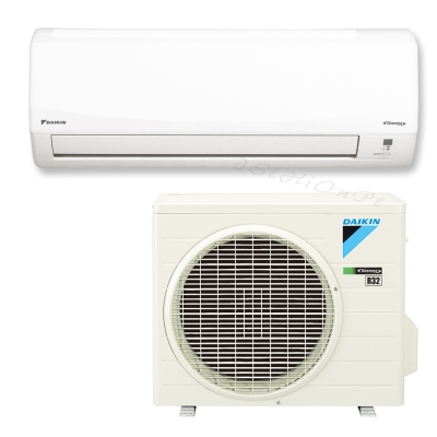 大金 3 . 5 坪變頻 1 對 1 經典系列冷暖分離式RHF 20 RVLT/FTHF 20 RVLT