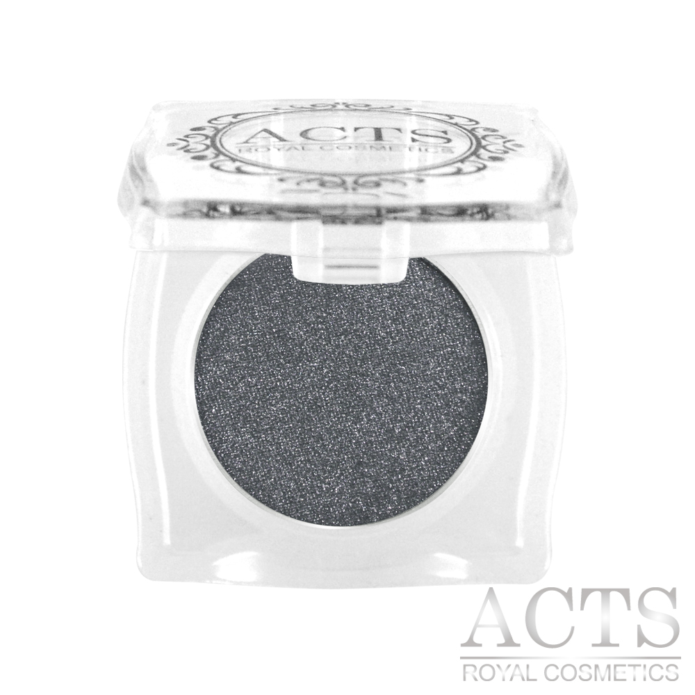 ACTS維詩彩妝 細緻珠光眼影 珠光煙燻灰B708