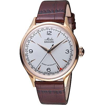 MIDO Multifort先鋒系列限量復刻腕錶(M0364073603100)-40mm