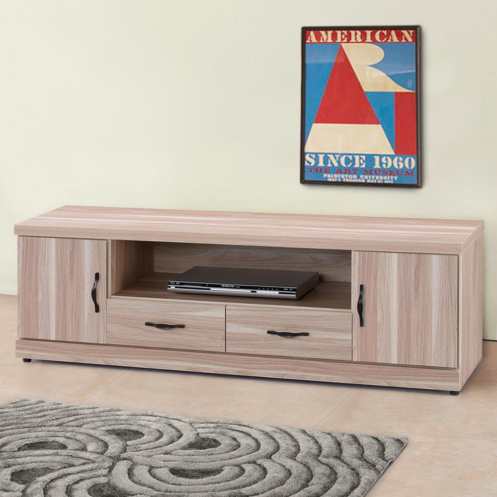 Homelike 露比5尺電視櫃-148x41x48cm