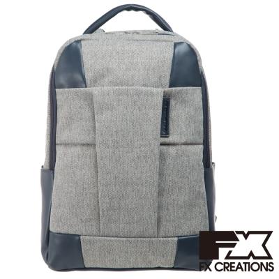 FX CREATIONS WEA系列-後背包-淺灰-WEA69733A-21