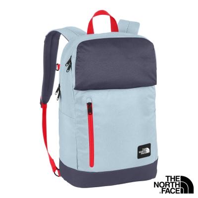 THE-NORTH-FACE-SINGLETASKER-校園雙肩背包-淺藍