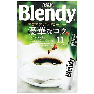 AGF Blendy優華咖啡(22g)