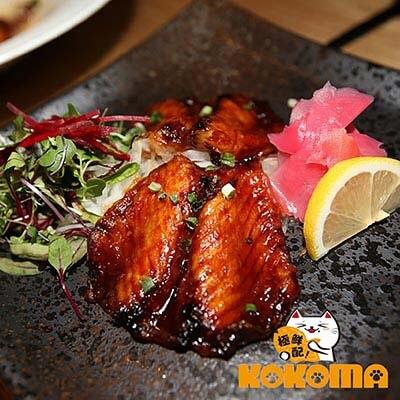 極鮮配 蒲燒鯛魚腹排 (150g±10%/包) 10包入