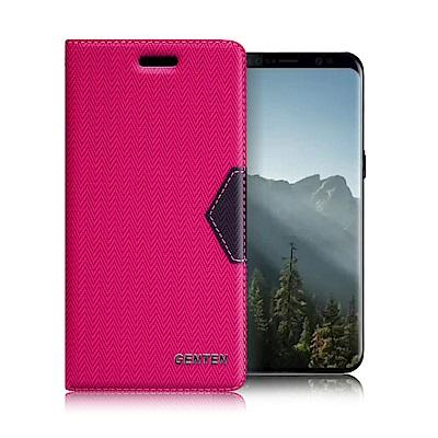 GENTEN for 三星 Samsung Galaxy S9 簡約守護磁力皮套