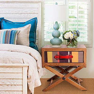 ALMI - BAYADERE- BAY BEDSIDE 床頭邊櫃-免裝