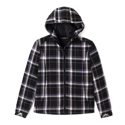 【ATUNAS 歐都納】女款科技保溫棉保暖外套透氣快乾A-G1125W 黑