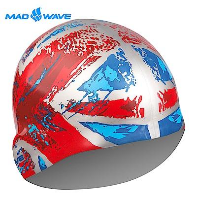 俄羅斯 邁俄威 成人矽膠泳帽 MADWAVE UK