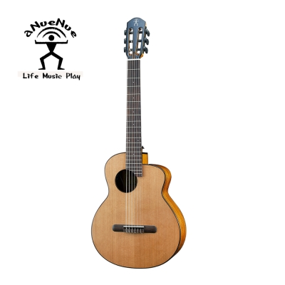 aNueNue MN14EF 羽毛鳥 面單電古典吉他