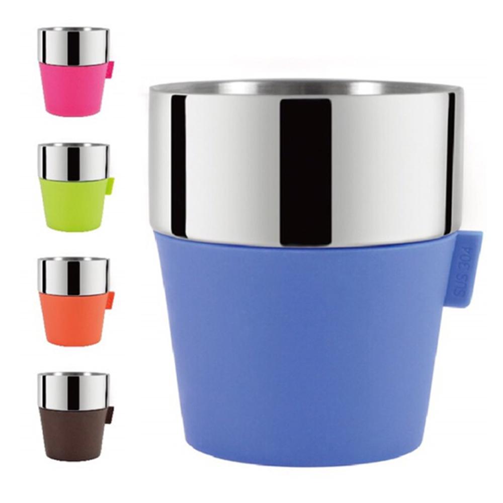 Driver雙層保溫咖啡杯350ml 2入