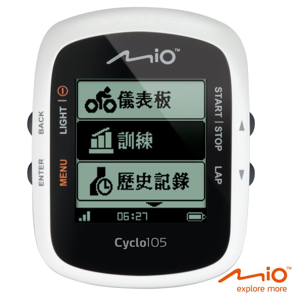 Mio Cyclo 105HC GPS無線單車碼錶