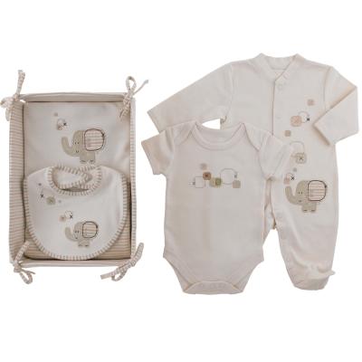 英國Natures Purest天然有機棉-初生禮盒套裝(IGSS0102740)