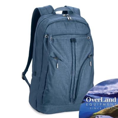 OverLand Lassen 輕量後背包-天藍色
