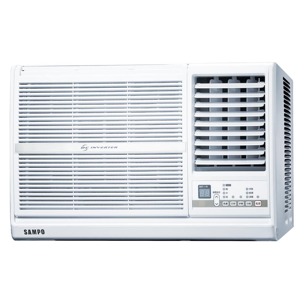 SAMPO聲寶3-5坪窗型右吹變頻冷氣 AW-PC22D