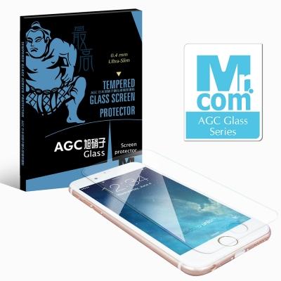 Mr.com 3D滿版防摔超薄9H玻璃保護貼 - iPhone6 Plus