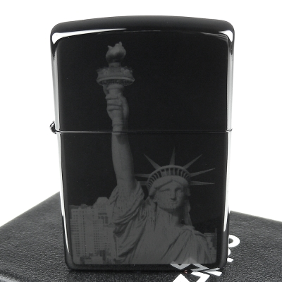 【ZIPPO】美系~Statue of Liberty-自由女神圖案打火機