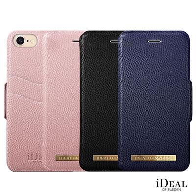 iDeal iPhone 8/7 瑞典精品多功能Saffiano手機皮套