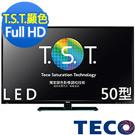 福利品 TECO東元 50吋 LED液晶顯示器+視訊盒 TL5020TRE