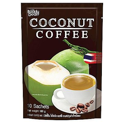 Buddy Dean 巴迪三合一咖啡-椰子風味(18gx10包)