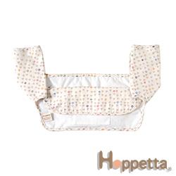 Hoppetta 小蘑菇揹巾環繞墊(白)