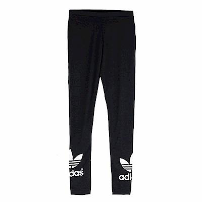 adidas 女 TRF LEGGINGS 緊身長褲