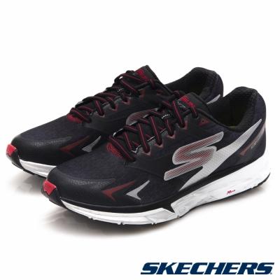 SKECHERS (男) 跑步系列GO Run Forza-54105BKRD