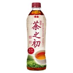 泰山 茶之初紅茶(535mlx4入)