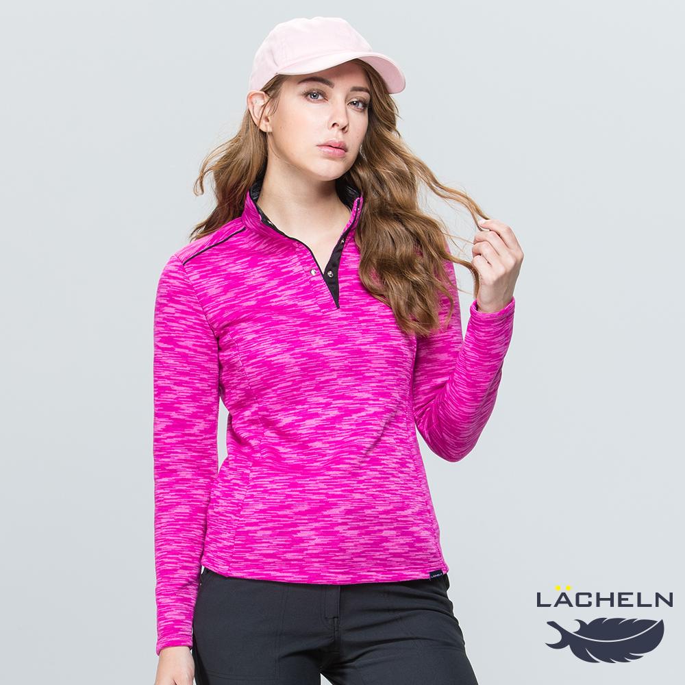 【LACHELN】保暖刷毛立領衫-(L73WC20)