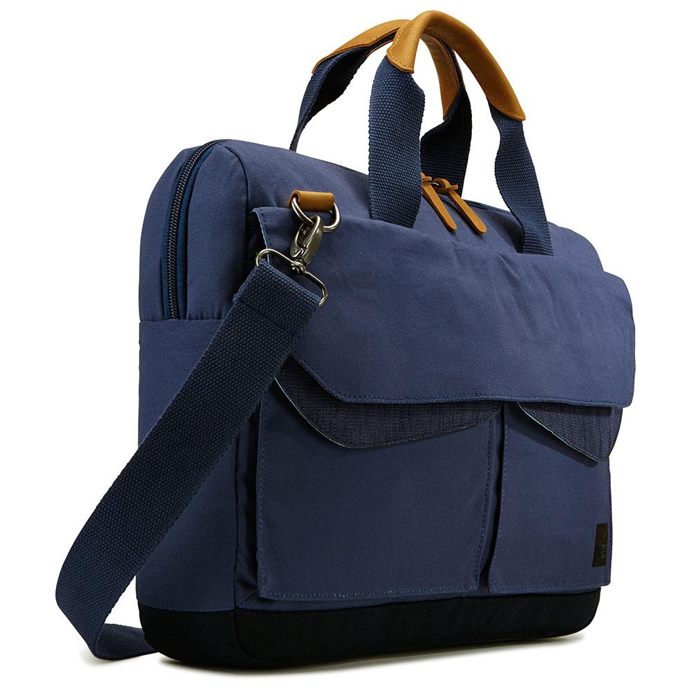 Case Logic 凱思-LODO15.6吋筆電/平板兩用手提側背包LODA-115-藍