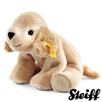 STEIFF德國金耳釦泰迪熊 - 趴趴黃金獵犬 (22cm)
