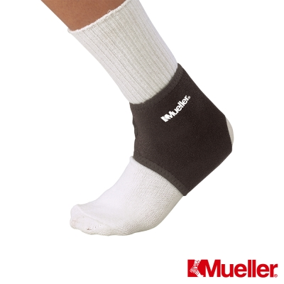MUELLER慕樂 Neoprene踝關節護套 黑色(MUA4541)