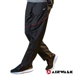 【AIRWALK】男款休閒風衣長褲-共兩色