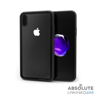 LINKASECLEAR iPhone X 大猩猩9H玻璃機身手機殼(2x抗衝擊)