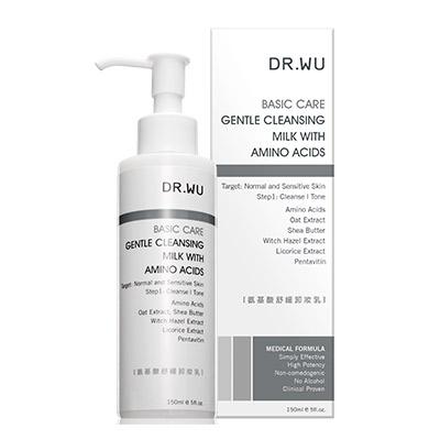 DR.WU 氨基酸舒緩卸妝乳150ML