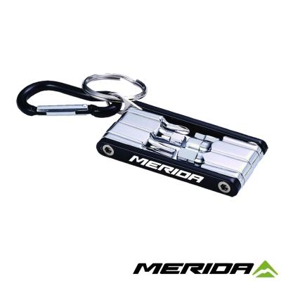 《MERIDA》美利達 鑰匙圈8合一工具組3594
