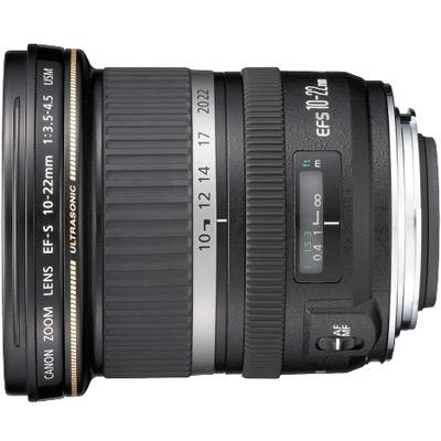 Canon EF-S 10-22mm/F3.5-4.5 USM。公司貨