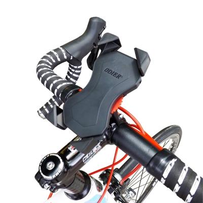 KREX PB03-F 四爪固定型手機座 龍頭把立型