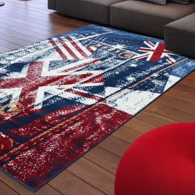Ambience-比利時Shiraz 現代地毯--英倫 (160x230cm)