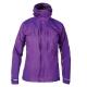 【Berghaus 貝豪斯】女款HS超輕防水透氣外套H22F20-紫 product thumbnail 1