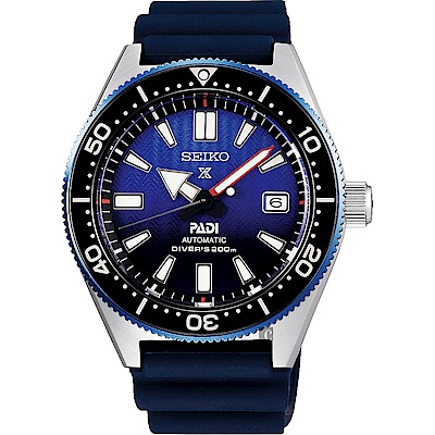 SEIKO精工 Prospex PADI 聯名200米潛水機械錶(SPB071J1)
