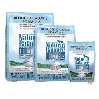 Natural Balance 特級低卡調理配方犬糧5磅