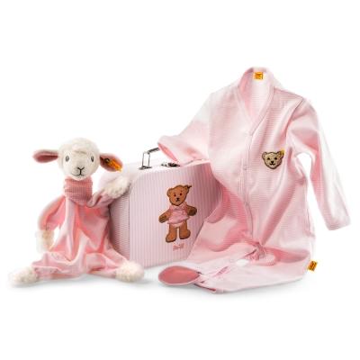 STEIFF德國金耳釦泰迪熊 - 嬰幼兒禮盒 Sweet Dreams Lamb Gift