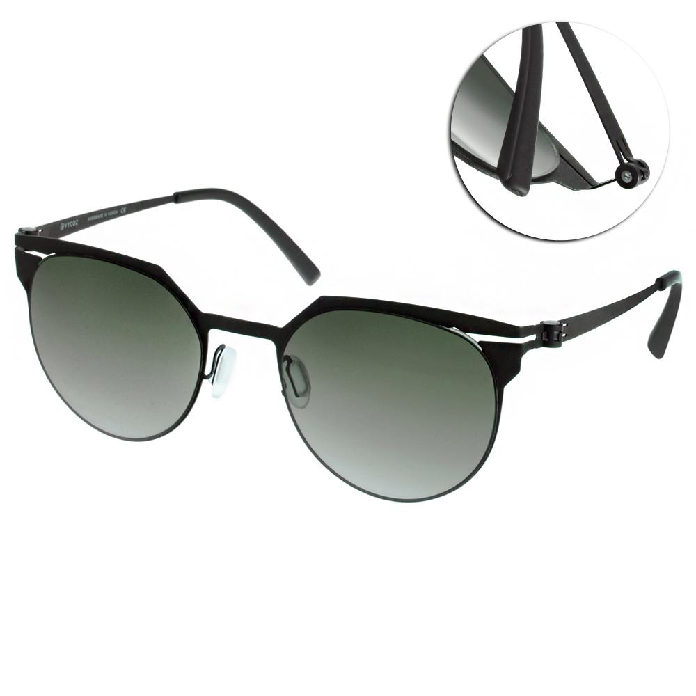 VYCOZ太陽眼鏡 完美創新/黑#PEELER BLKBK