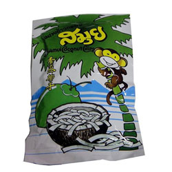 泰國蘇美島香酥椰子片