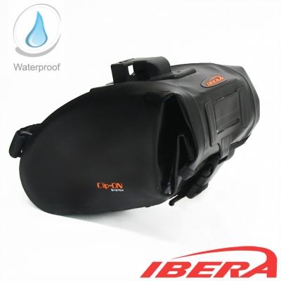 IBERA 自行車專用防水座墊袋