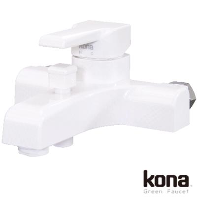 kona 經典無鉛沐浴龍頭 白 ECO-SSZ-01-PWW01