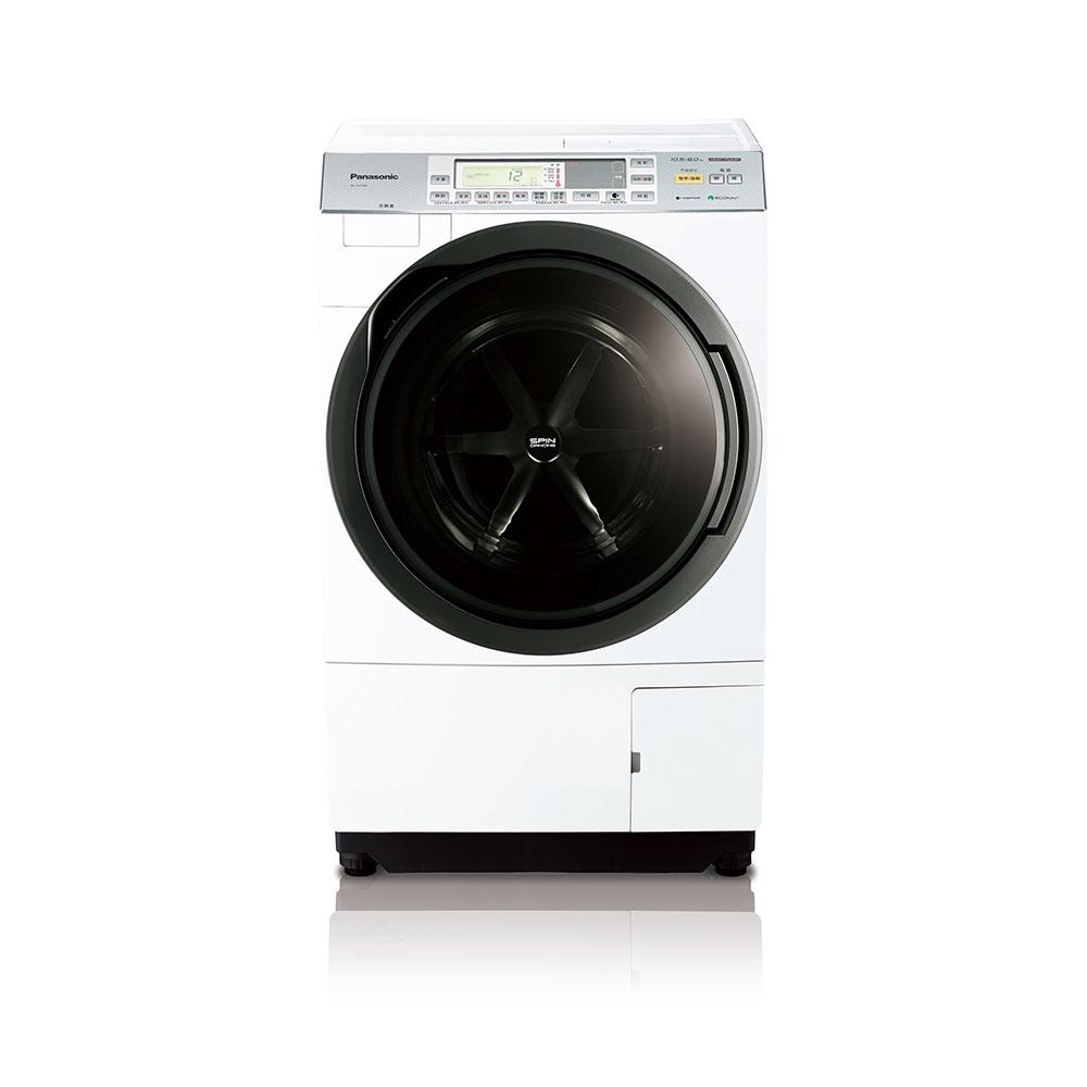 Panasonic日本製左開洗脫烘變頻滾筒洗衣機NA-VX73GL