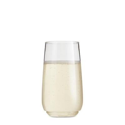 TOSSWARE Flute Jr 寶特環保酒杯系列-香檳杯6oz(48個/組) (8H)